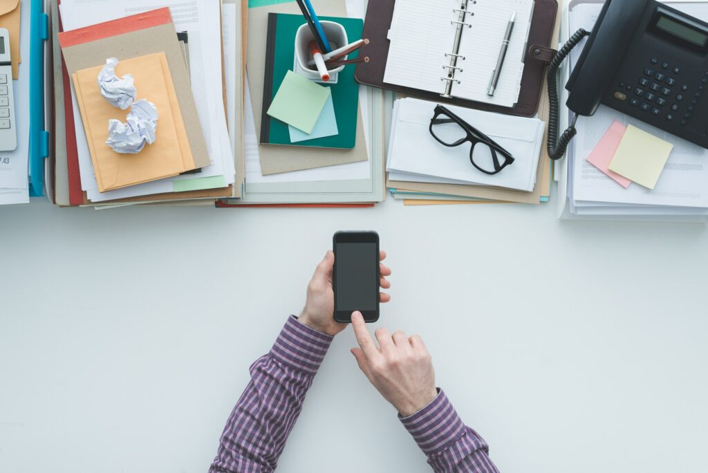 Business mobile app